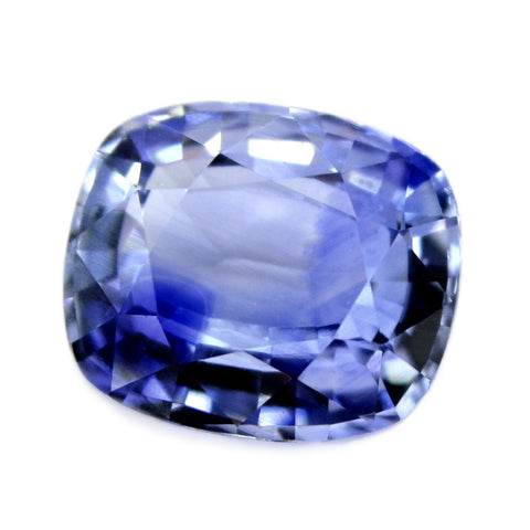 1.13ct Certified Natural Blue Sapphire