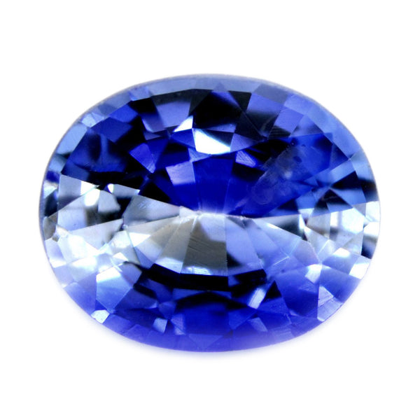 1.58ct Certified Natural Blue Sapphire