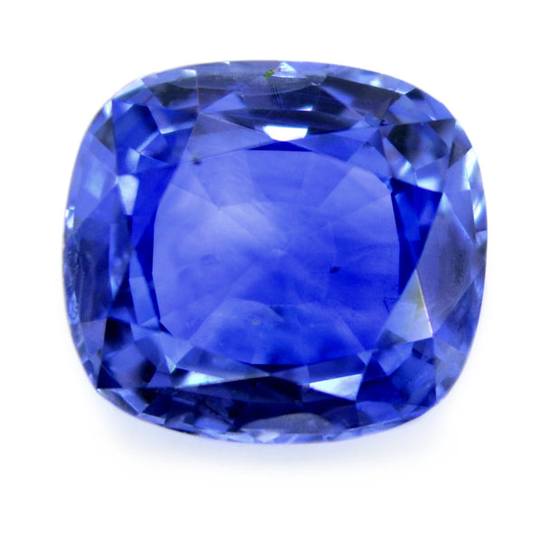 1.17 ct Certified Natural Blue Sapphire
