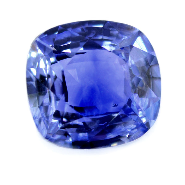 1.26 ct Certified Natural Blue Sapphire