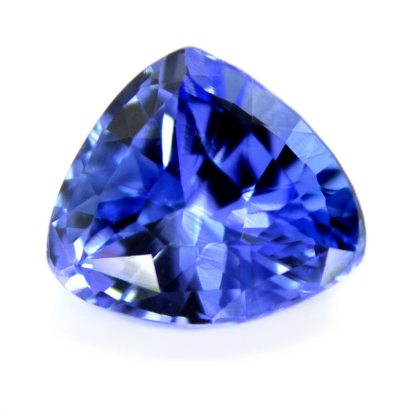 0.93 ct Certified Natural Blue Sapphire