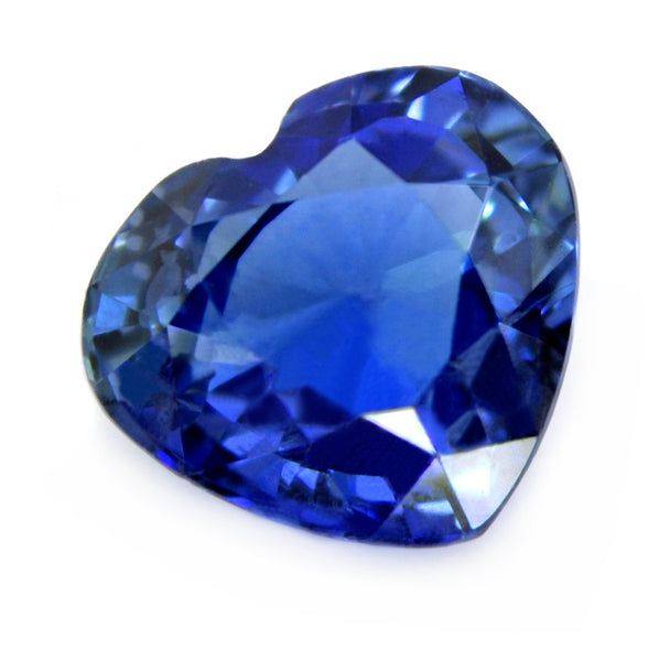 1.27 ct Certified Natural Blue Sapphire