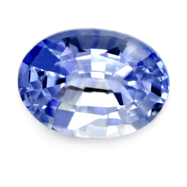 1.39 ct Certified Natural Blue Sapphire