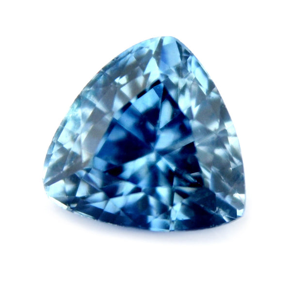 0.77 ct Certified Natural Blue Sapphire