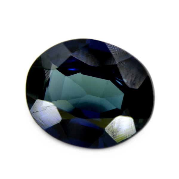 1.52 ct Certified Natural Blue Sapphire