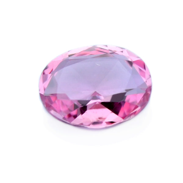 0.34 ct Certified Natural Pink Sapphire