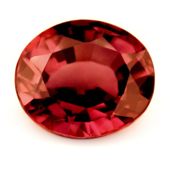 Certified Natural 1.85ct Untreated Ruby, VVS Clarity - sapphirebazaar - 1