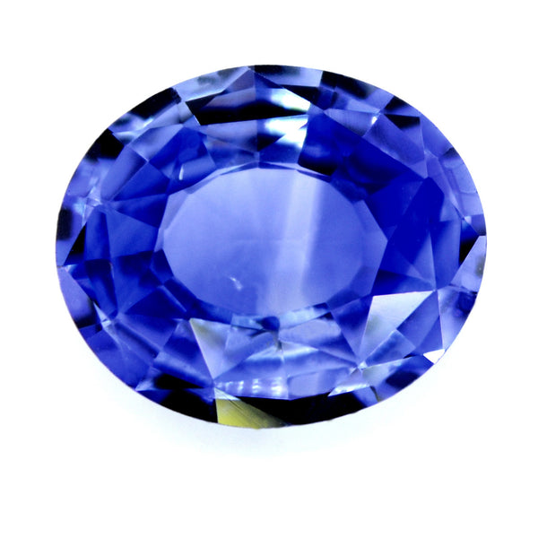 1.10ct Certified Natural Blue Sapphire