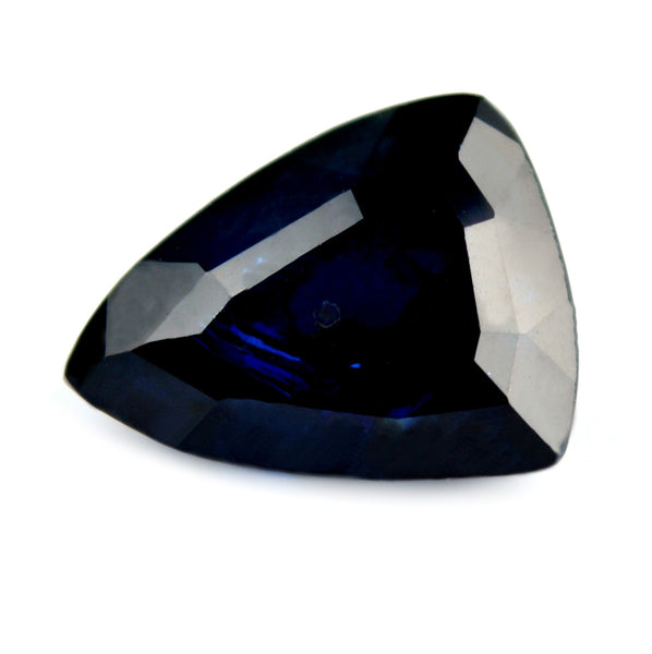2.64 ct Certified Natural Blue Sapphire