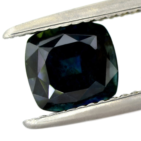 2.22ct Certified Natural Blue Sapphire