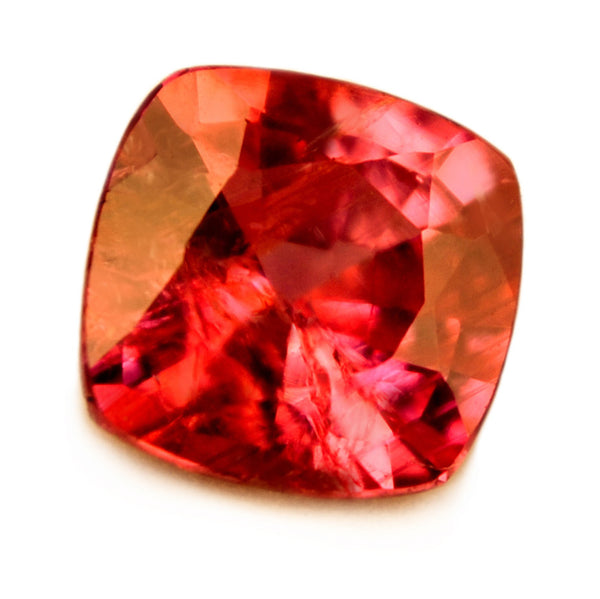 0.62ct Certified Natural Red Ruby - sapphirebazaar - 1