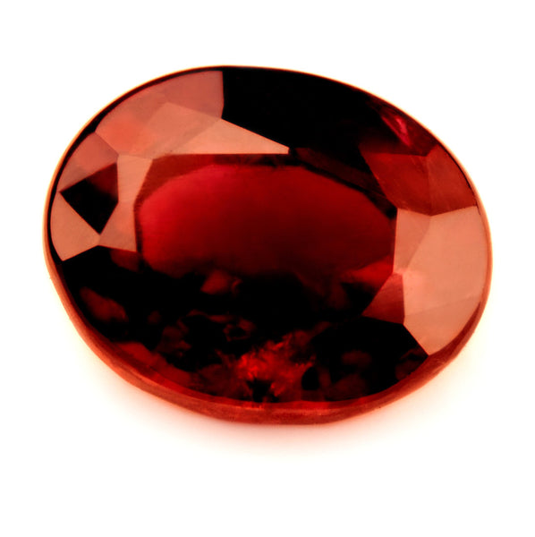 Certified Natural 1.53ct Untreated Royal Red Ruby, VS Clarity - sapphirebazaar - 1