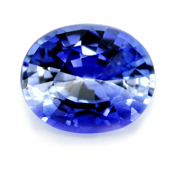 1.59 ct Certified Natural Blue Sapphire