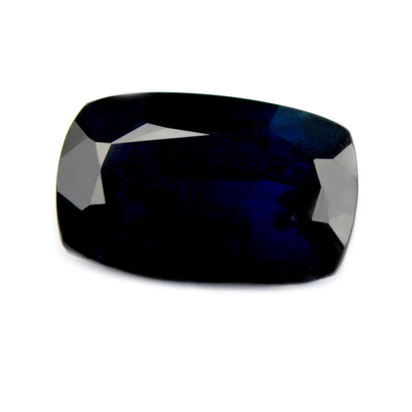 1.48 ct Certified Natural Blue Sapphire