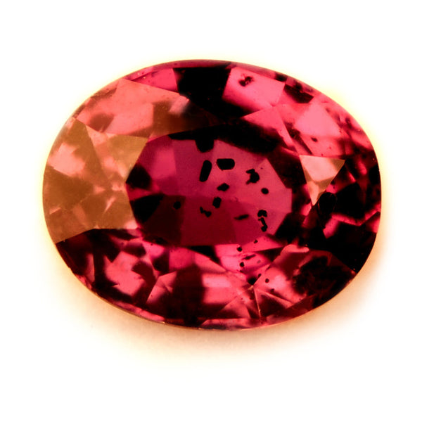 Certified Natural 0.51ct Untreated Ruby, VS Clarity - sapphirebazaar - 1