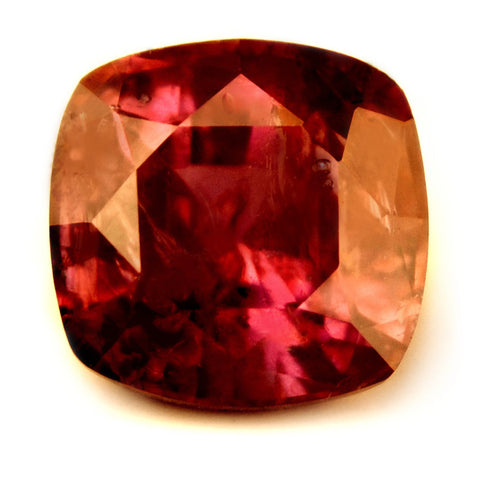 0.79ct Certified Natural Red Ruby - sapphirebazaar - 1