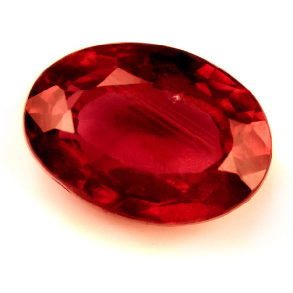1.20ct Certified Natural Red Ruby - sapphirebazaar - 1