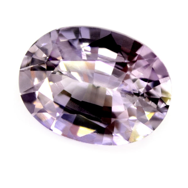 1.12 ct Certified Natural Purple Sapphire