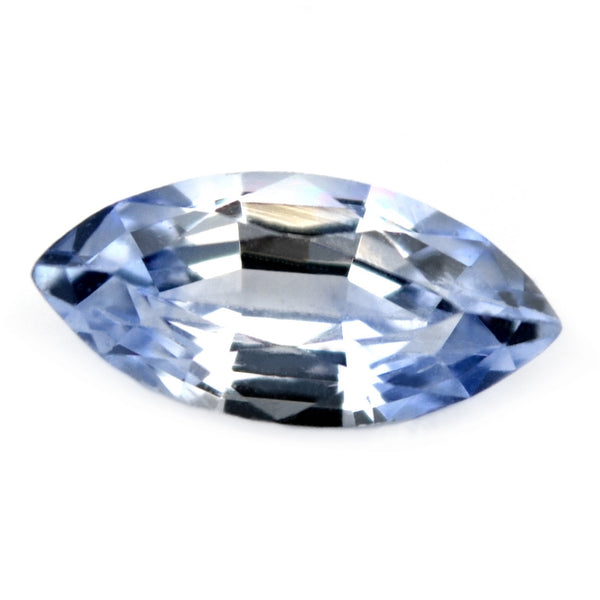0.51 ct Certified Natural Blue Sapphire