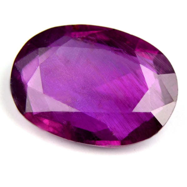 1.24ct Certified Natural Red Ruby - sapphirebazaar - 1