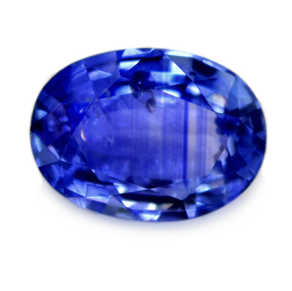 1.06ct Certified Natural Blue Sapphire