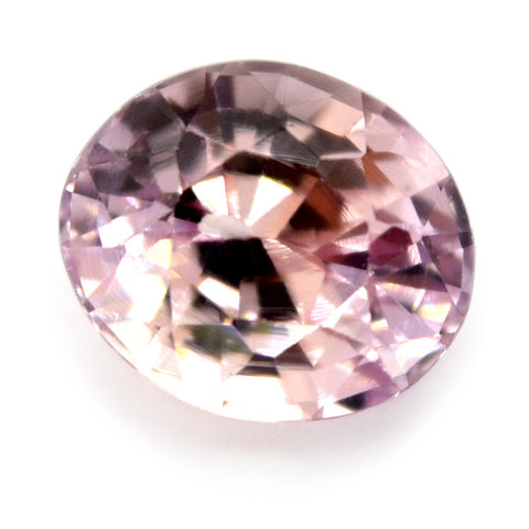 0.84 ct Certified Natural Pink Sapphire