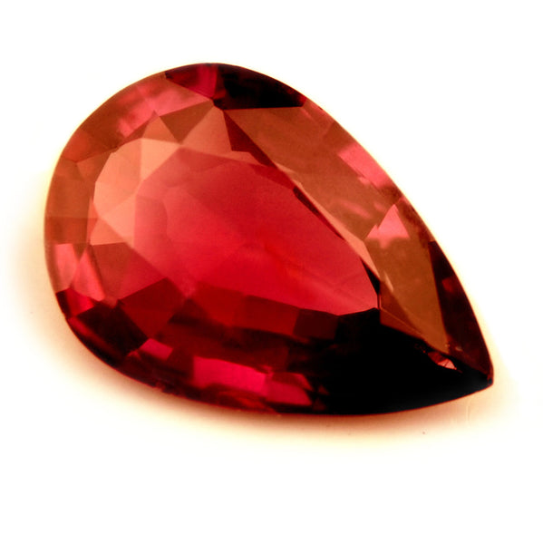 Certified Natural 0.53ct Unheated Ruby, VVS Clarity - sapphirebazaar - 1