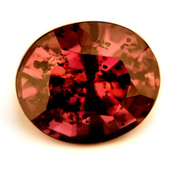 1.12ct Certified Natural Red Ruby - sapphirebazaar - 1