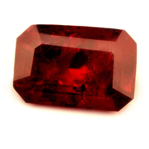 0.84ct Certified Natural Red Ruby - sapphirebazaar - 1
