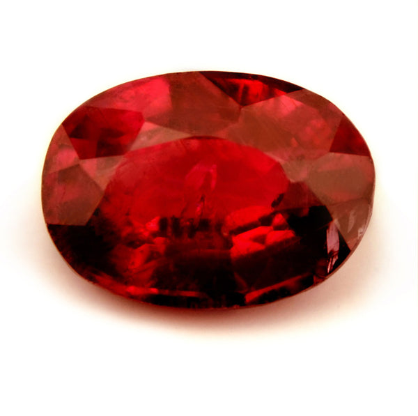 0.92ct Certified Natural Red Ruby - sapphirebazaar - 2