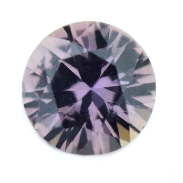 0.35ct  Certified Natural Purple Sapphire
