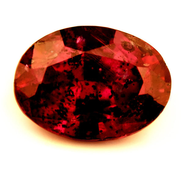 Certified Natural 1.31ct Untreated Ruby, SI Clarity - sapphirebazaar - 1