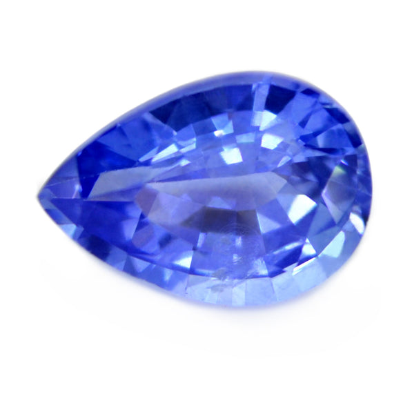 0.92ct Certified Natural Blue Sapphire