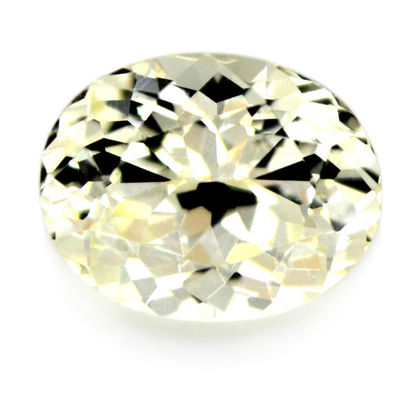 1.02 ct Certified Natural Yellow Sapphire