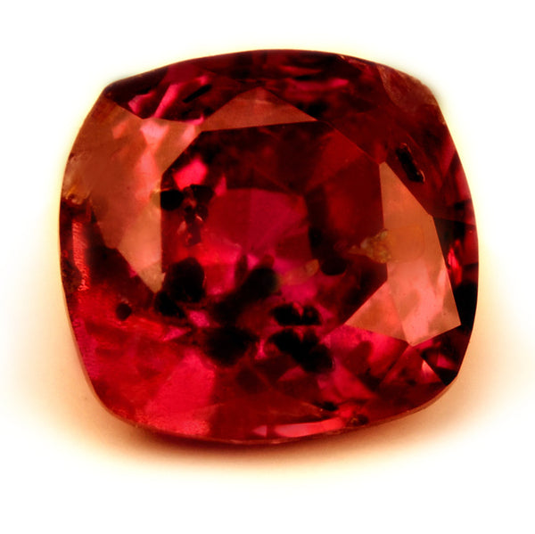 0.69ct Certified Natural Red Ruby - sapphirebazaar - 1