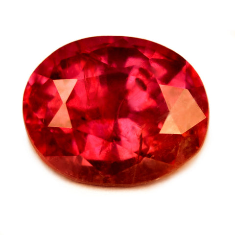 0.89ct Certified Natural Red Ruby - sapphirebazaar - 1