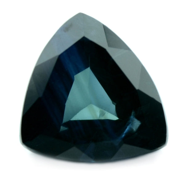 1.14 ct Certified Natural Blue Sapphire