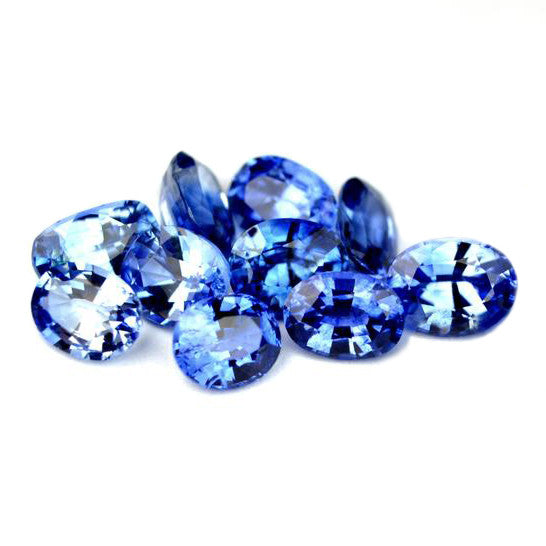 3.15ct Certified Natural Blue Sapphire Parcel