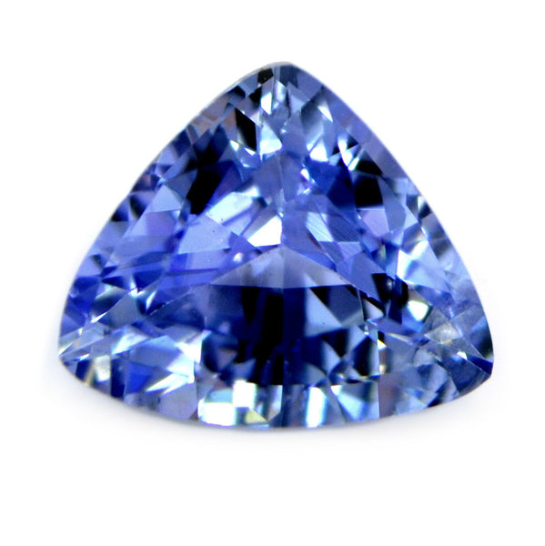 0.80ct Certified Natural Blue Sapphire