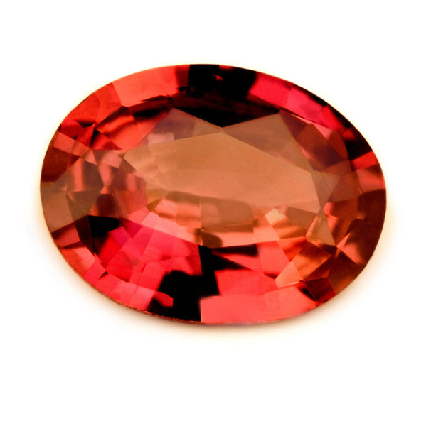 0.51ct Certified Natural Red Ruby - sapphirebazaar - 1