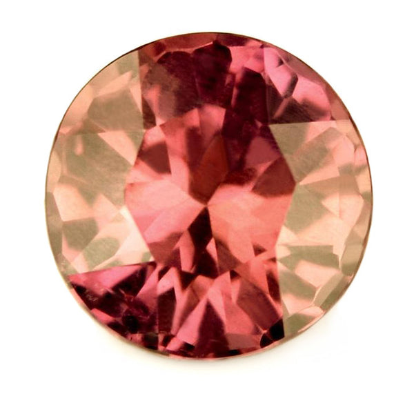 0.87ct Certified Natural Pink Sapphire