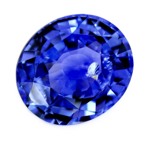 1.94ct Certified Natural Blue Sapphire