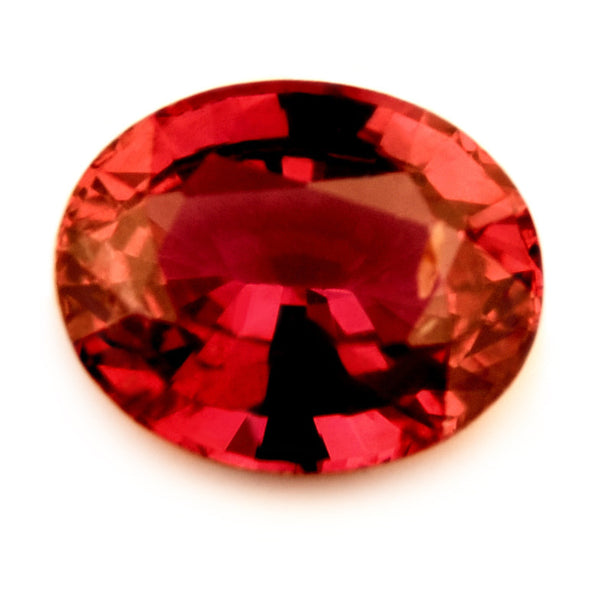 0.36ct Certified Natural Red Ruby - sapphirebazaar - 1