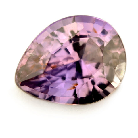 0.91ct Certified Natural Purple Sapphire - sapphirebazaar - 1