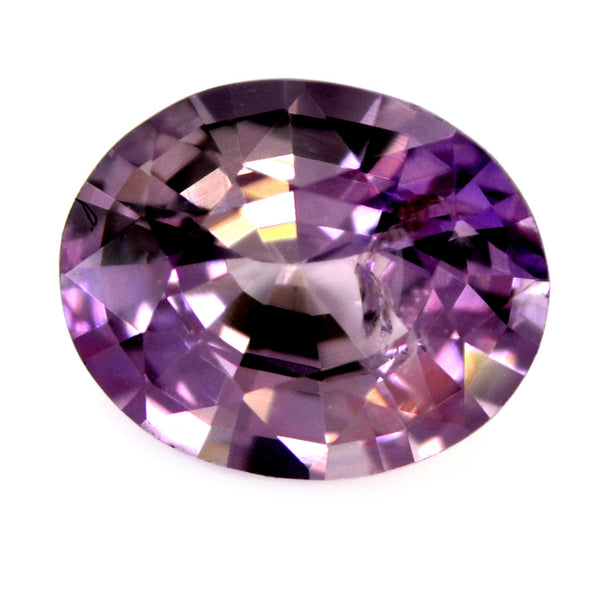 0.88ct Certified Natural Pink Sapphire