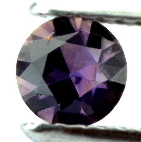 0.42 ct Certified Natural Multicolor Sapphire