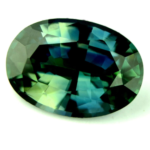 1.02ct Certified Natural Multicolor Sapphire - sapphirebazaar - 1