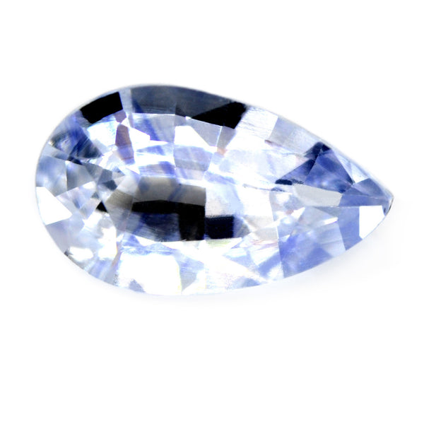 1.19 ct Certified Natural Blue Sapphire