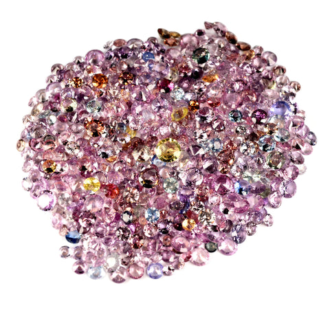 77.50 ct Certified Natural Multicolor Sapphire