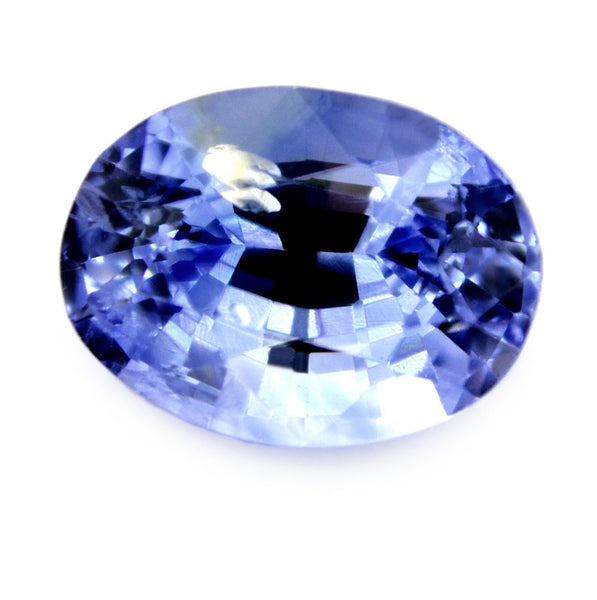 1.02 ct Certified Natural Blue Sapphire